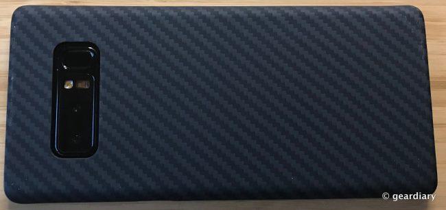 GearDiary 10-Pitaka Aramid MagCase and MagMount for the Samsung Galaxy Note8-009