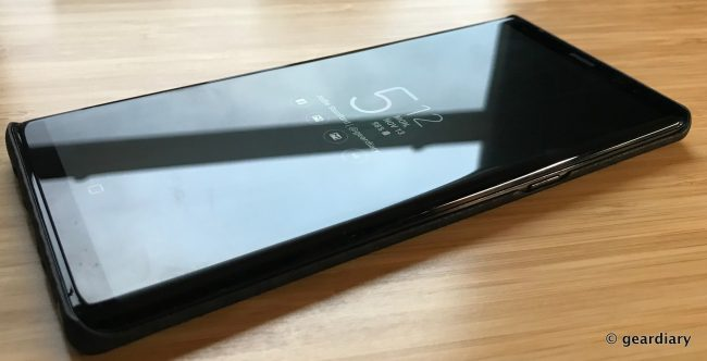 GearDiary 14-Pitaka Aramid MagCase and MagMount for the Samsung Galaxy Note8-013