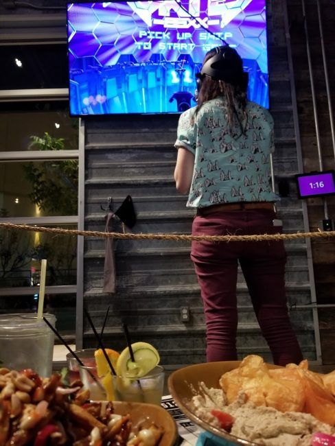 Punch Bowl Austin Review: Can VR Gaming Work While Dining? - Part 2
