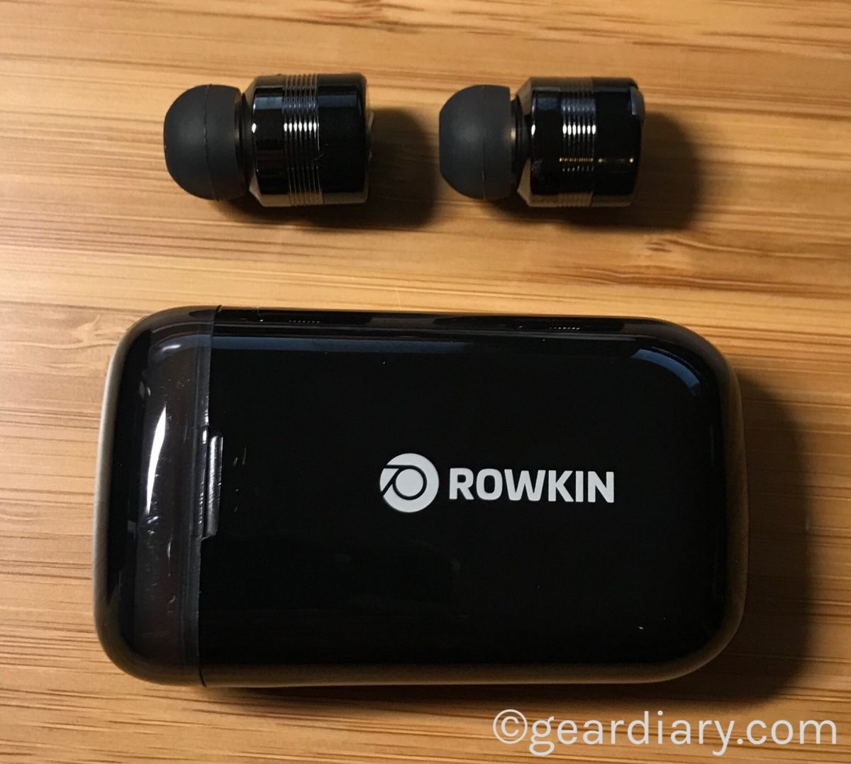 bose truly wireless earbuds. rowkin micro are small, truly wireless earbuds offering big sound bose