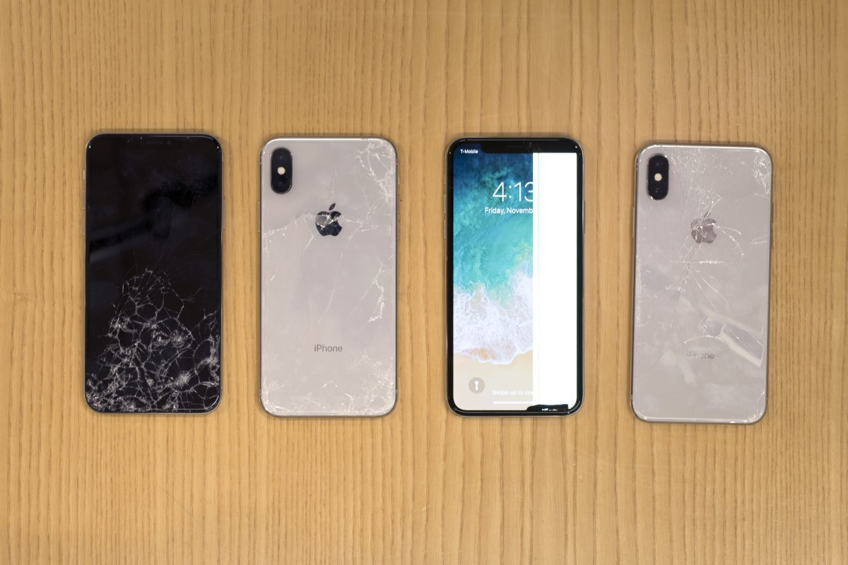 The iPhone X Is The Most Breakable (and Expensive to Repair) Smartphone Ever