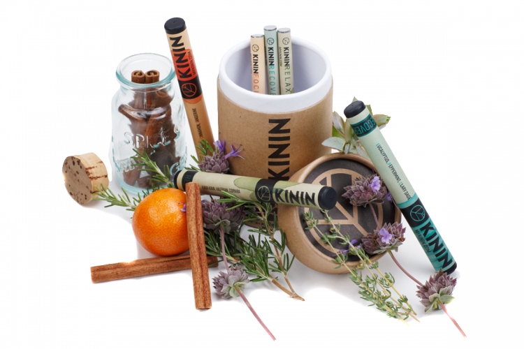 GearDiary KININ Personal Aromatherapy Pens — Just Don't Call It a Vape!