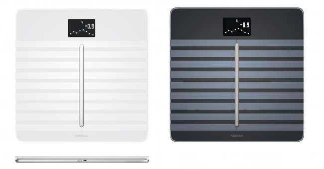 Meet Your New Year's Goals with Nokia Health Products