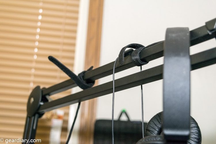 GearDiary OnePlus Upgraded Mic Arm Stand Review