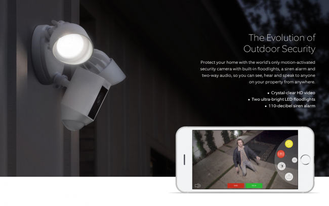 GearDiary Ring Floodlight Cam Delivers Serious DIY Protection