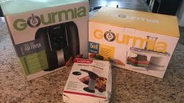 GearDiary Get Ready for some Holiday Meals Courtesy of Gourmia