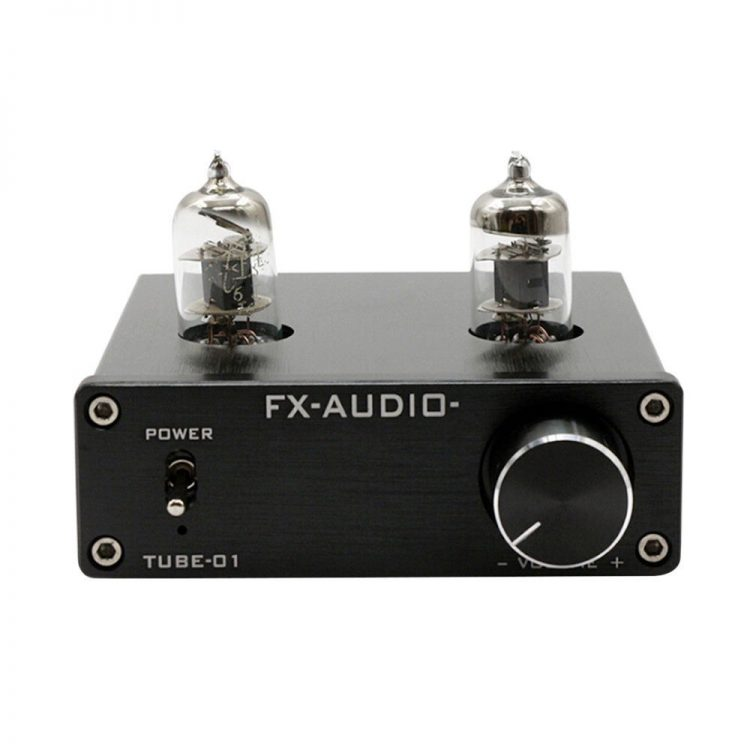Audiophile on a Budget? FX-Audio Tube-01 Is the Best Tube Buffer for
