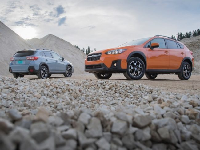 GearDiary 2018 Subaru Crosstrek Climbing Its Way to the Top