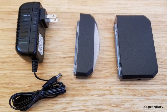 GearDiary SYNAVOLT Modular Power Bank Can Handle It All