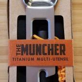 GearDiary Full Windsor Muncher: The Titanium Multi-Utensil You've Been Waiting For