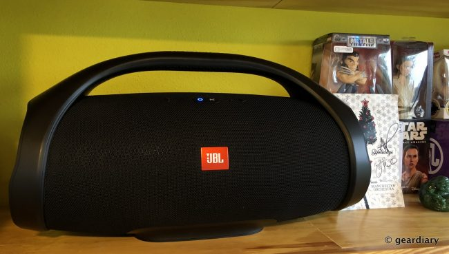 JBL Boombox: Say Hello to the Star of Your Next Backyard Party