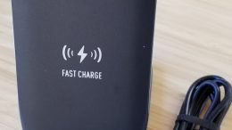 GearDiary Seneo Fast Wireless Charger: Prop Your Phone up So You Can See It!