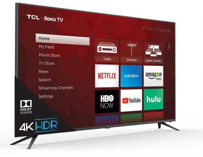 GearDiary TCL 2018 TV Lineup Focuses on HDR and Dolby Vision