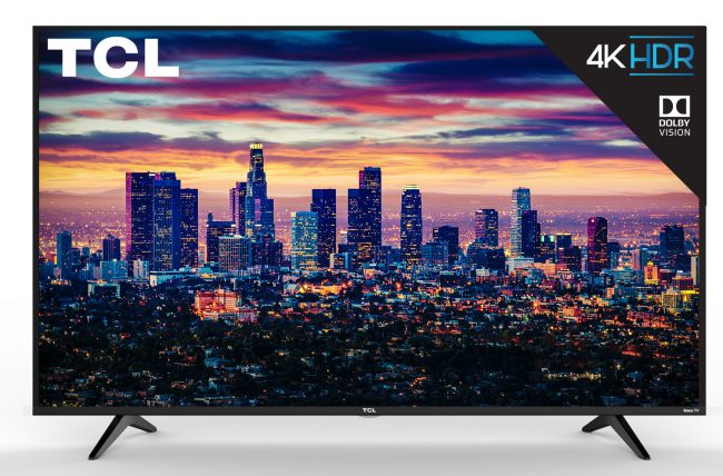 TCL 2018 TV Lineup Focuses on HDR and Dolby Vision
