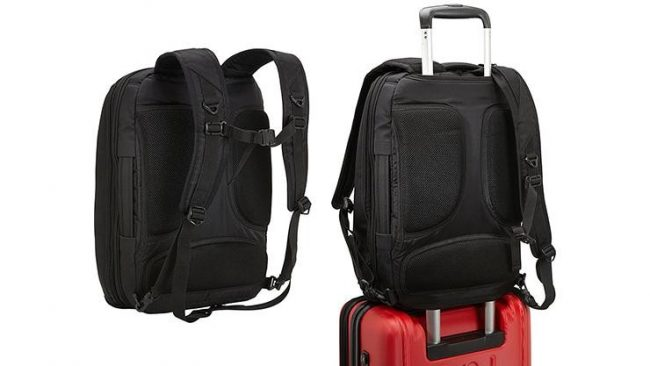 GearDiary Professional Slim Laptop Backpack: The Bag That Can Do It All, from eBags