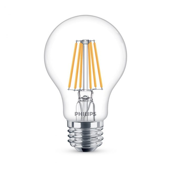 GearDiary Classic Glass Light LED Bulbs from Philips Mean LEDs Don't Have to Be Ugly Anymore