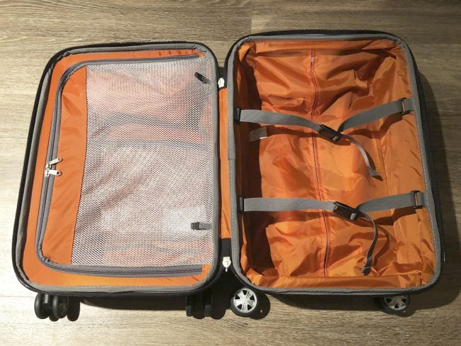GearDiary eBags TLS Hybrid Carry-On Is Great Travel Luggage
