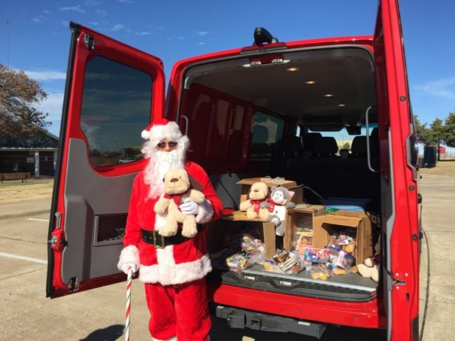 GearDiary Mercedes-Benz Sprinter Van Beats Reindeer and a Sleigh Any Day