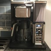 GearDiary SharkNinja Makes Adulting Fun with Their New Coffee Bar and IONFlex Vacuum