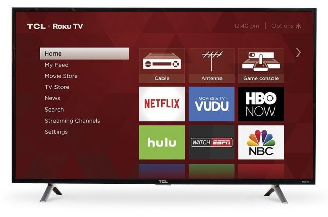 GearDiary TCL Drops TV Prices in Time for Super Bowl