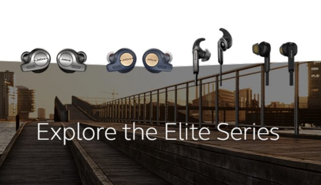Check Out the New Line of Jabra Elite Earphones with Amazon Alexa Integration