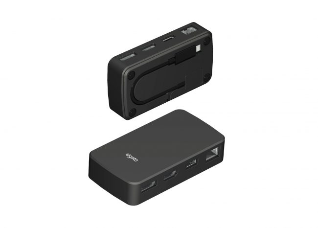 GearDiary Check out Elgato's ThunderBolt 3 Dock if You Need More Laptop Ports