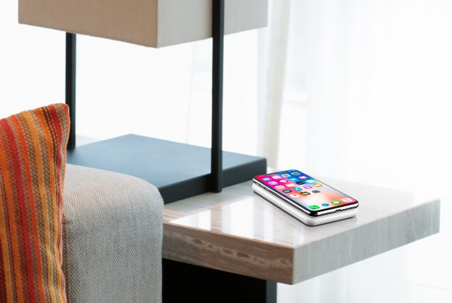 Wireless Charging on the Go, Courtesy of Avido