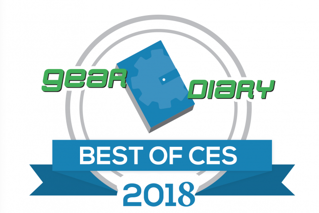 GearDiary Gear Diary's Best of CES 2018 Awards