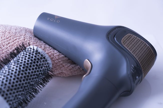 Be Completely Untangled While Blow Drying Thanks to VOLO Go