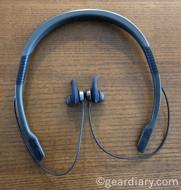 GearDiary UA Sport Wireless Flex Are Engineered for Greatness by JBL