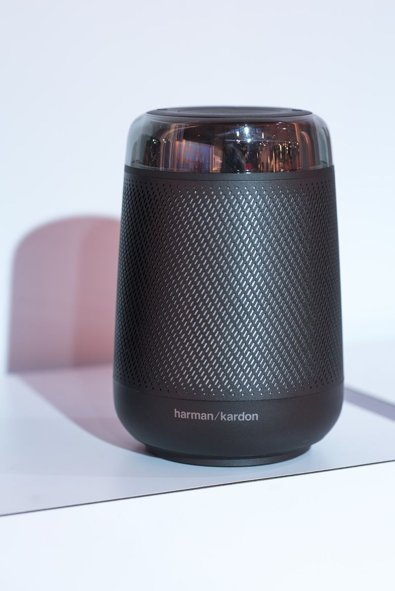Harman Luxury Audio News: Harman Kardon Allure Portable Speaker Does Everything The Echo Can With More Style
