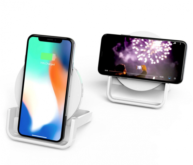 GearDiary Belkin Is Showing off Some Great New Wireless Charging Products