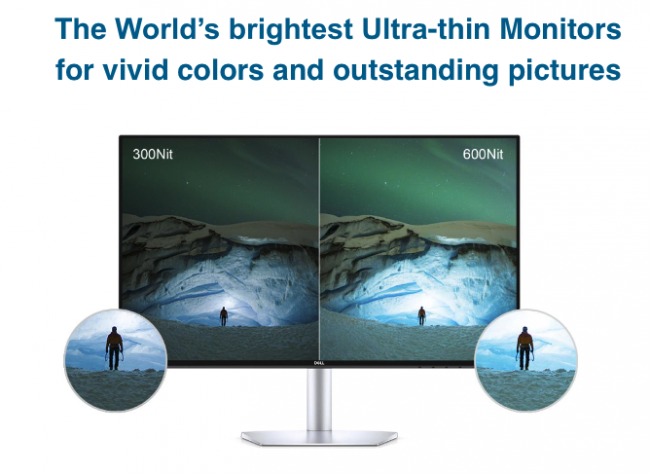 GearDiary Dell's Got Two New Ultra-thin and Ultra-Powerful Monitors