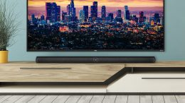GearDiary TCL's Roku Smart Soundbar Replaces Your TV Remote with Your Voice