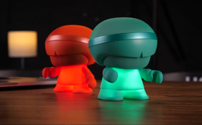 GearDiary Xoopar Plans to Change the Bluetooth Speaker Game with Their XBoy Line