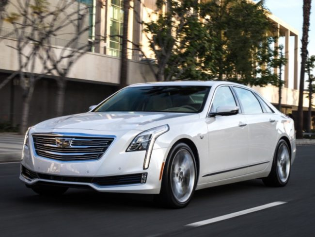 GearDiary 2018 Cadillac CT6 Is the Cadillac of Cadillacs