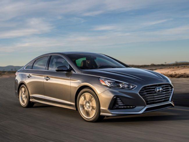 GearDiary 2018 Hyundai Sonata Upgraded to First Class