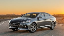 GearDiary 2018 Hyundai Sonata Upgraded to First Class