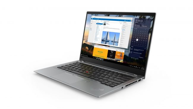 ThinkPad X1 Carbon and Yoga Both Rock Dolby Vision HDR, and Amazon Alexa