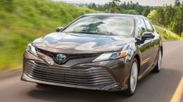GearDiary 2018 Toyota Camry Is Bringing Driving Back