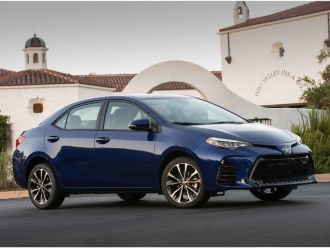 2018 Toyota Corolla Makes Safety a Priority