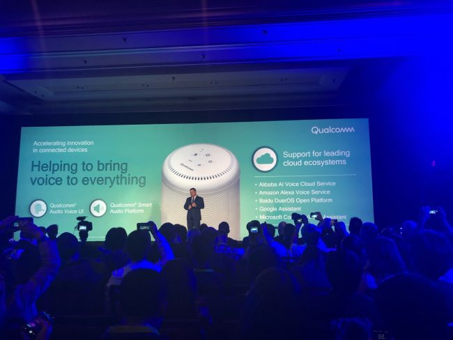 GearDiary Qualcomm Is Focusing Heavily on 5G and Voice Assistants in 2018