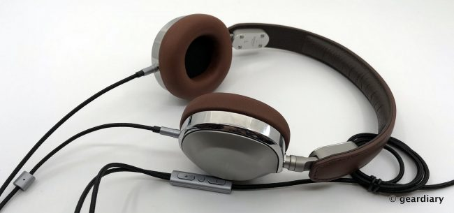 Shinola Canfield On-Ear Wired Headphones Review