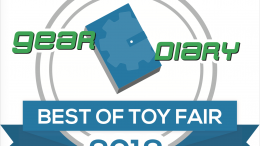 GearDiary Gear Diary's Best of 2018 Toy Fair