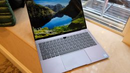 GearDiary Huawei MateBook X Pro Rocks the Most Unique Webcam Design Ever