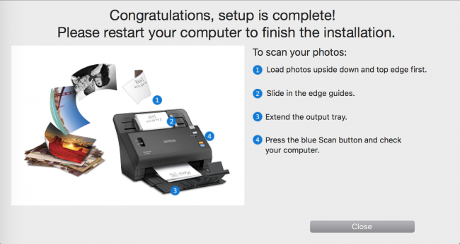 Epson Fastfoto Ff 640 The Ultimate Archiver For Photos And A