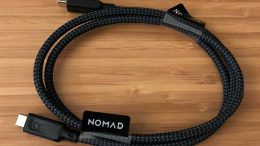 GearDiary Nomad USB-C Cable Review: 100W Is Tough and Speedy