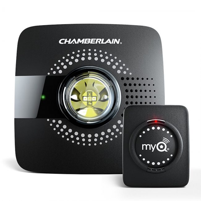 Chamberlain's MyQ Smart Garage Hub Adds Key Features to Your Dumb Old Garage Door Opener