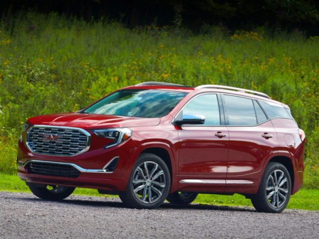 GearDiary 2018 GMC Terrain Denali Is Pricey but Good