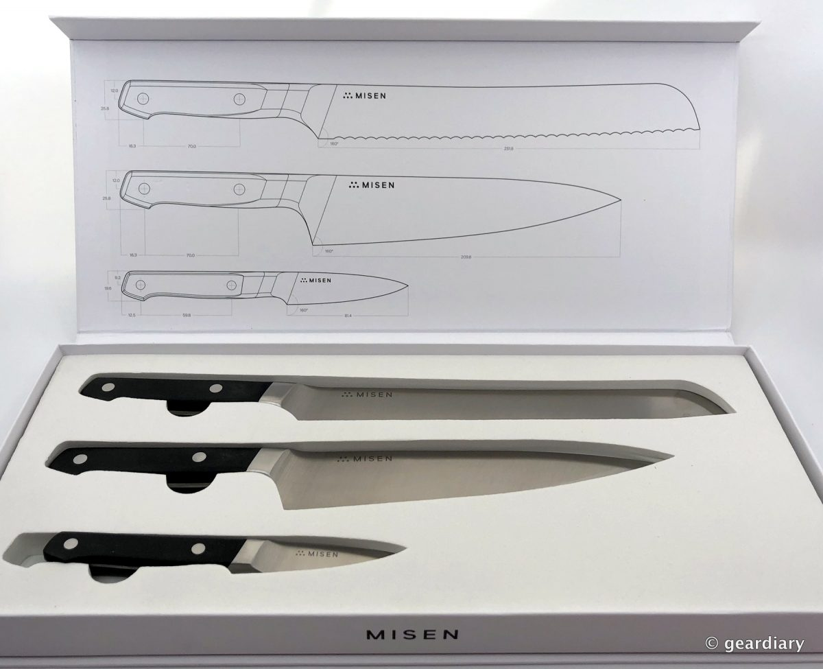 essential knives for the kitchen misen 03 essential knife set complete your kitchen with 23637
